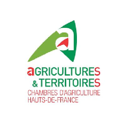 Logo Chambre d'agriculture des Hauts de France, Chambres d'agriculture de l'Aisne, de l'Oise, de la Somme, du Nord – Pas de Calais