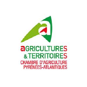 Logo Chambre d'agriculture des Pyrénées-Atlantiques