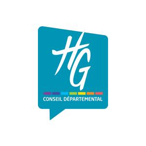 Logo Conseil départemental de la Haute-Garonne