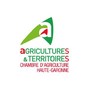 Logo Chambre d'agriculture de Haute-Garonne